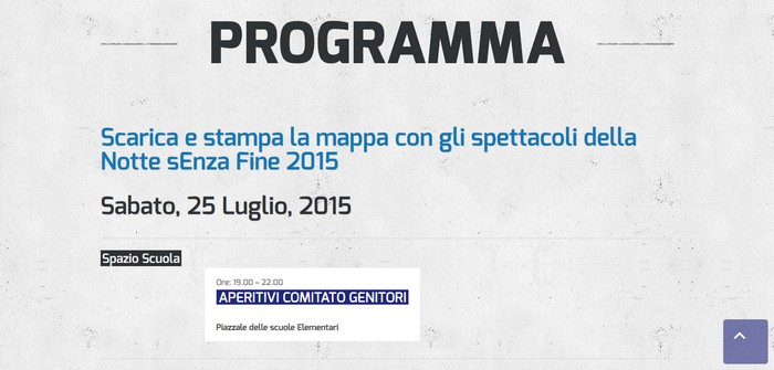 Notte sEnza Fine 2015