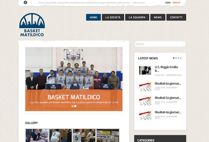 Basket Matildico